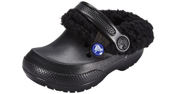 Crocs Classic Blitzen II - Sandales Enfant - noir